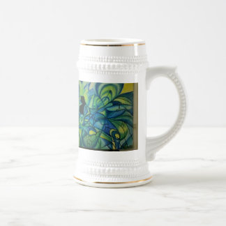 Custom Beer Stein 18oz mug