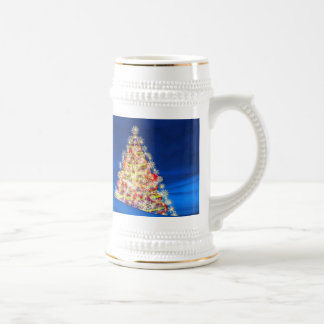 Custom Beer Stein Christmas 2017 365 Bl By Zazz_it
