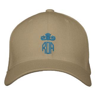 "Custom béisbol Cap ""Road 24 Std "" Gorro Bordado"