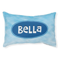 Custom Bella Small Dog Bed