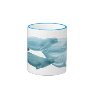 Custom Beluga Mug Design for K