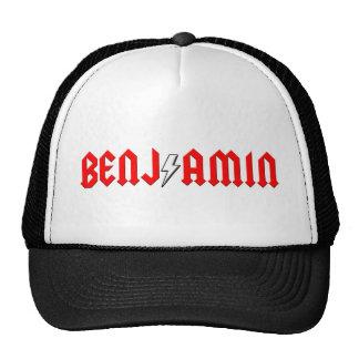 custom BENJAMIN rock and roll shirt Mesh Hat