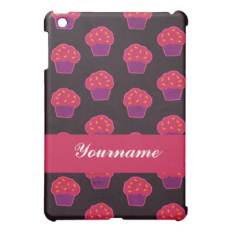 Custom Berry Cupcake Cover For The iPad Mini