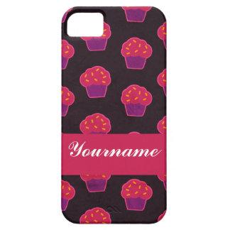 Custom Berry Cupcake iPhone 5 Cases