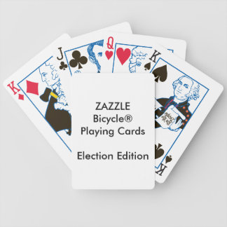 Custom Bicycle® ELECTION Playing Cards