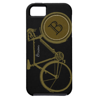 custom bicycle for cool bikers iPhone 5 cases