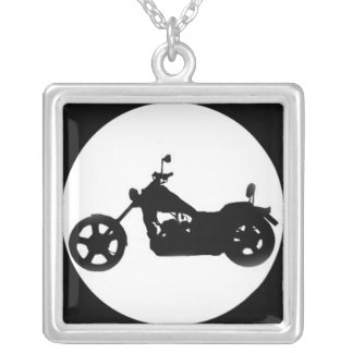 """Custom bike"" matching jewelry set"
