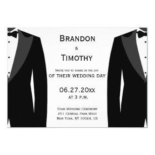 very best gay wedding invitations announcements zazzle hk59