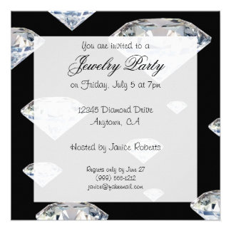 Jewelry Party Invitation is the best ideas you have to choose for invitation example