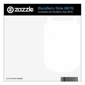 Custom Blackberry Style 9670 Skin Skin For BlackBerry