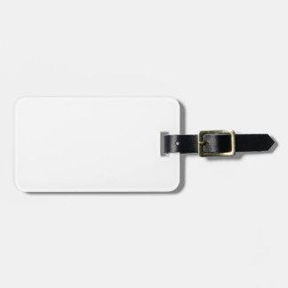 Custom Blank Luggage Tag Tag For Luggage