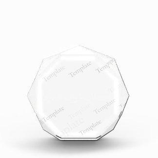 Custom Blank Template Award