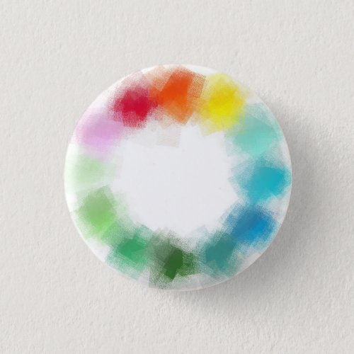 Custom Blank Template Modern Colorful Abstract Button