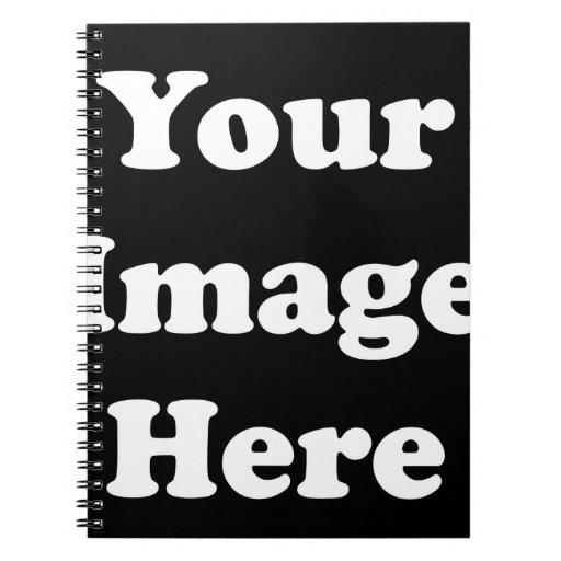 Custom Blank Template Notebooks
