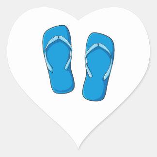 Custom Blue Flip Flops Sandals Mugs Bags Buttons Sticker