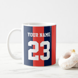 3212ee58f7b2 Basketball Jersey Coffee   Travel Mugs