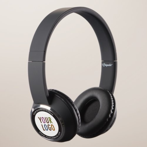 Custom Bluetooth Headphones with Your Company Logo