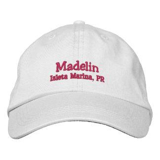 Custom boating Hat - Madelin