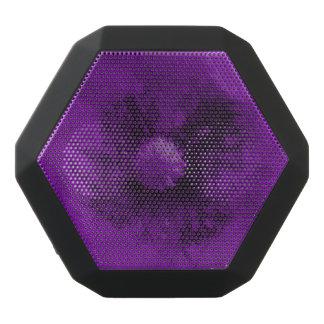 Custom Boombot REX, Black - Poppy Flower Black Boombot Rex Bluetooth Speaker