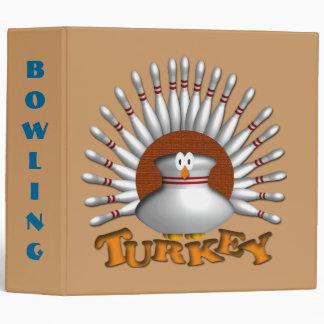 Custom Bowling Binders Gifts
