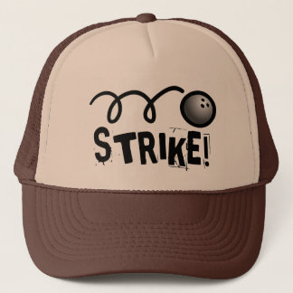 Custom bowling hat | Customizable cap