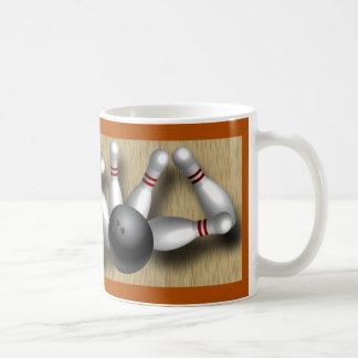 Custom Bowling mug