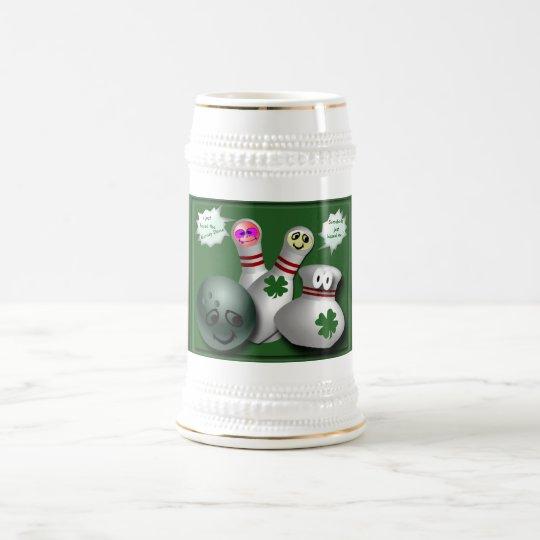 Custom Bowling mug gifts