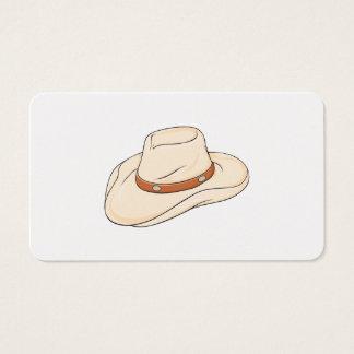 Custom Brown Bolo Cowboy Hat Invitation Postage