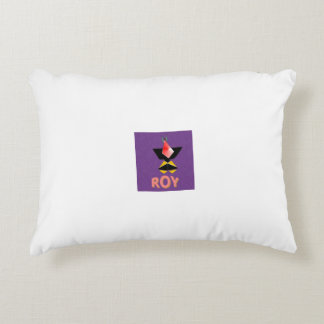 """Custom Brushed Polyester Accent Pillow 16"""" x 12"""""""