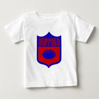 Custom Buffalo Shield Design Baby T-Shirt