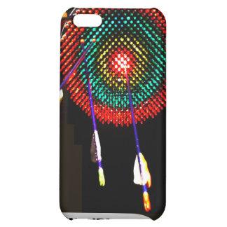 Custom Bullseye and Arrows 4/4S Case iPhone 5C Cover