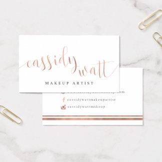 Custom Business Cards: Cassidy Watt Business Card