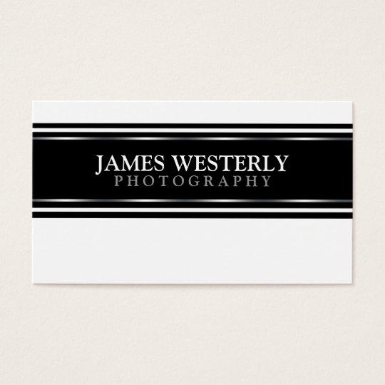 Custom Business Cards For Photographers
