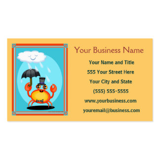 Custom Business Cards / Insurance Agent