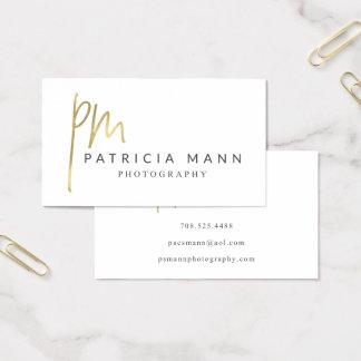 Custom Business Cards: Patricia Mann Business Card