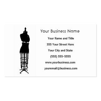 Custom Business Cards - Seamstress