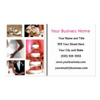 Custom Business Cards - Wedding Planner