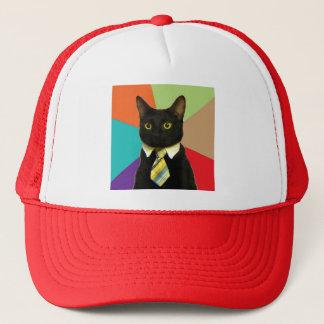 Custom Business Cat Hat