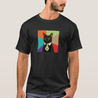 Custom Business Cat Shirt