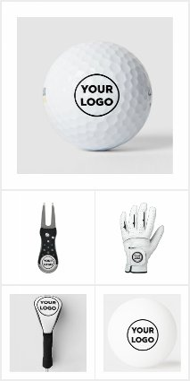 Custom Business Company Logo Sports Giveaways