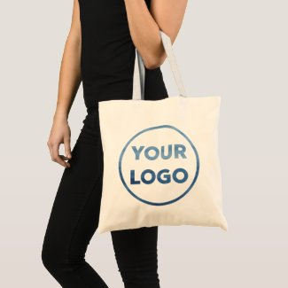 Custom Business Corporate Logo Tote Bag