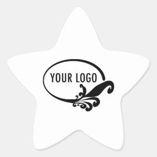 Custom Business Logo Envelope Seal Sticker