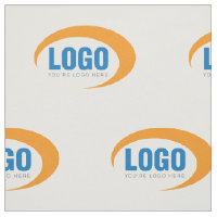 Custom Business Logo Fabric