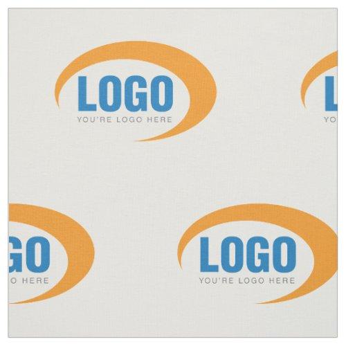 Custom Business Logo Fabric