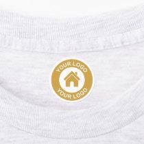 Custom Business Logo Fabric Clothing Labels