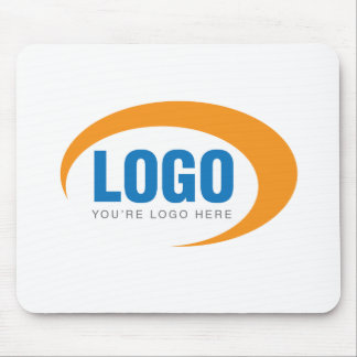 Custom Business Logo Mousepad