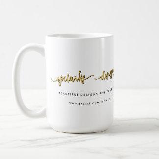 Custom Business Logo Promotional Mug