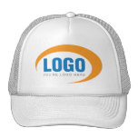 Custom Business Logo Trucker Hat