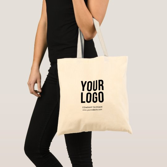 Custom Business Promotional With Logo Tote Bag