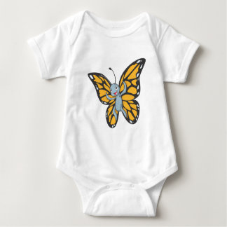 Custom Butterfly Monarch Cartoon Shirt
